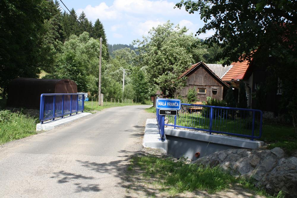 Most Vranča Nový Hrozenkov