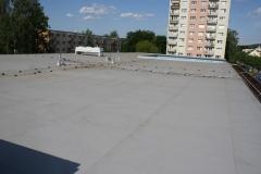 Střecha Tescoexpres Malenovice