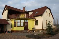 Rekonstrukce RD Lukov